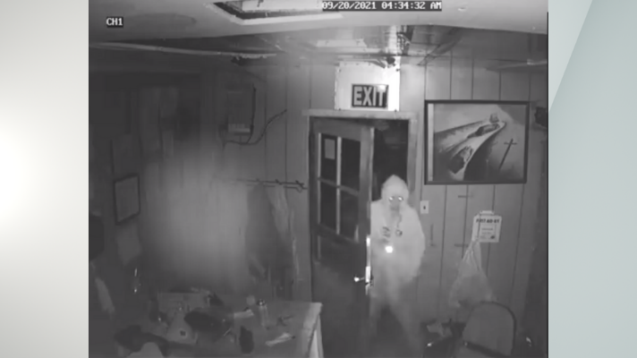 Montgomery County Sheriff's needs help identifying suspect in burglary video and finding stolen property