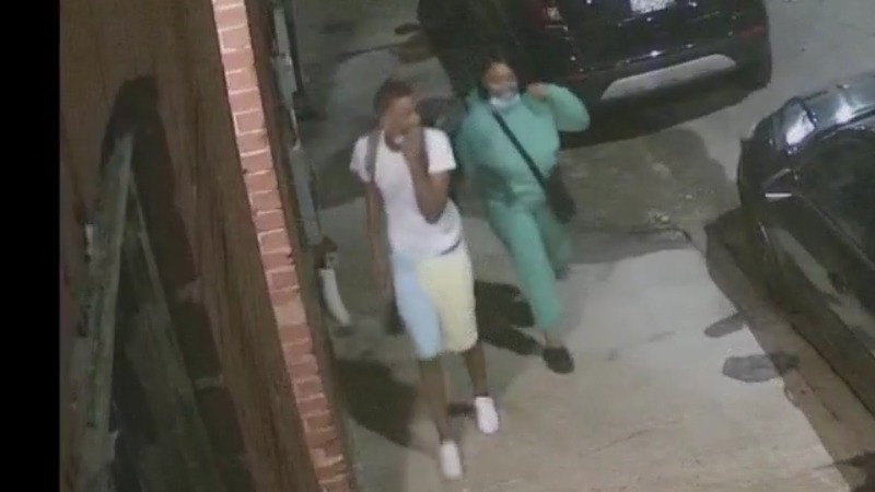 Police ask for help identifying 2 suspects in Monday morning murder