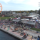 Punkin' chunkin': Teams launch pumpkins into St. Lawrence River