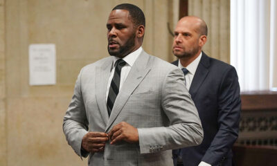 R. Kelly Found Guilty On All Charges
