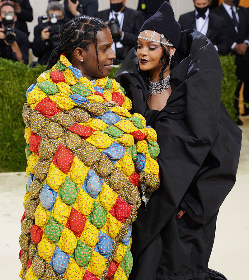Rihanna enjoys 'incense and weed' on sexy nights in bed with A$AP Rocky