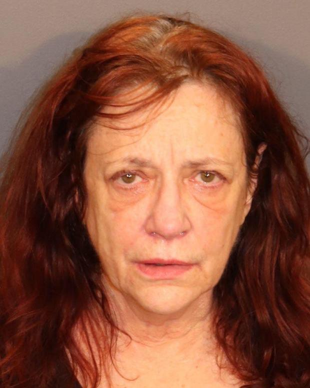 State senators wife charged with domestic assault