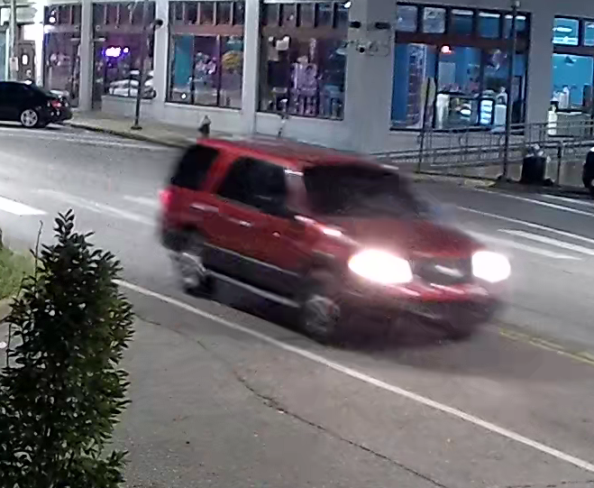 Surveillance images released to find suspects in shooting at downtown vigil