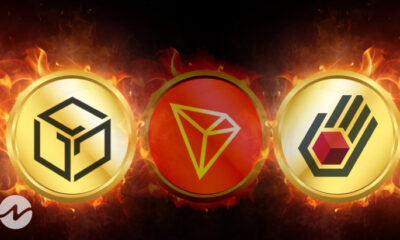 Top 3 Crypto Tokens on Fire Now