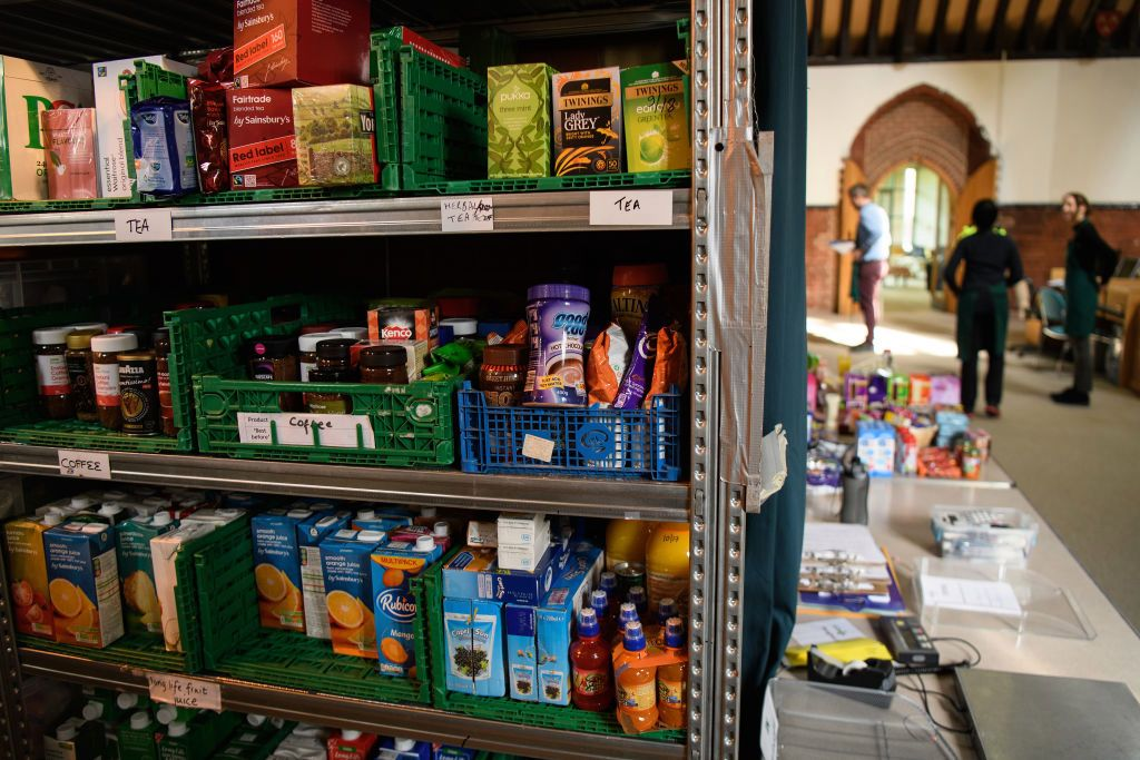 Upcoming food distributions from Catholic Charities and Regional Food Bank