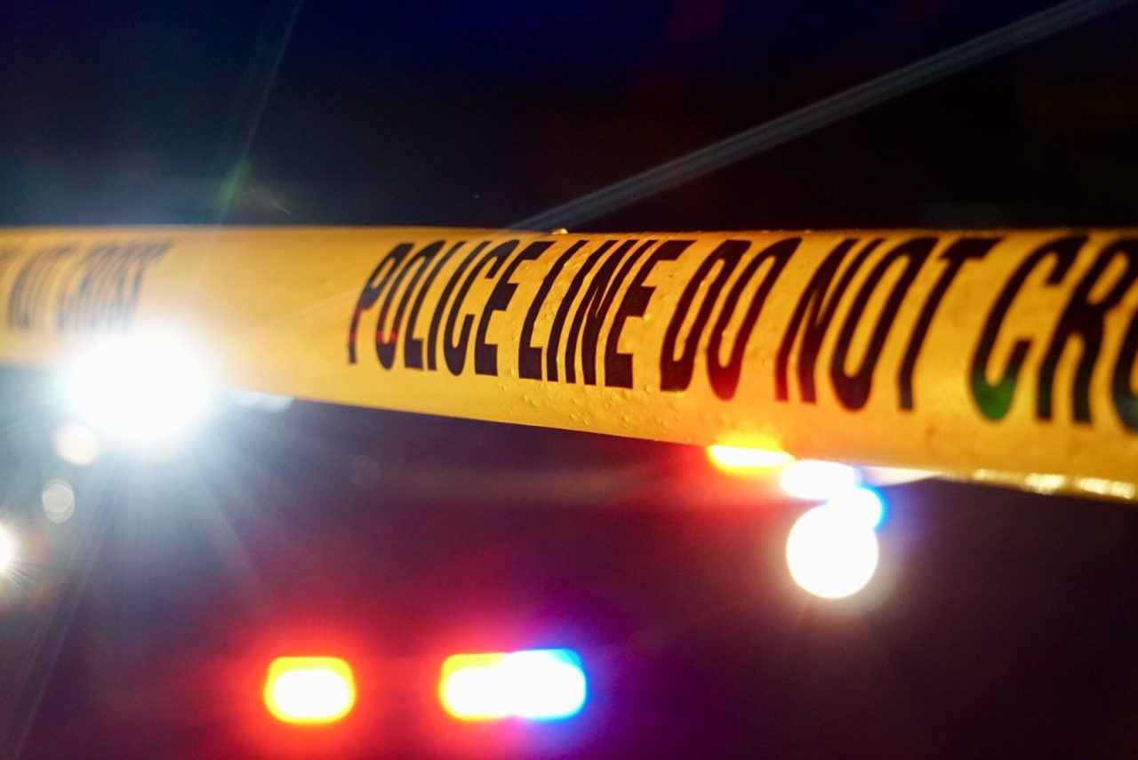 Car strikes concrete post, woman dies in crash early Saturday in St. Louis