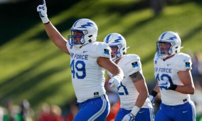 Best of the West College Football Top 25: Oregon drops flag for Pac-12 while Air Force keeps flying high in Front Range