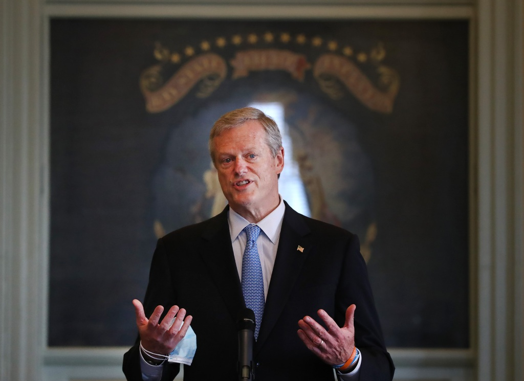 'Chump change' fundraising continues as Charlie Baker, Maura Healey hold off on 2022 Massachusetts governor's race decision