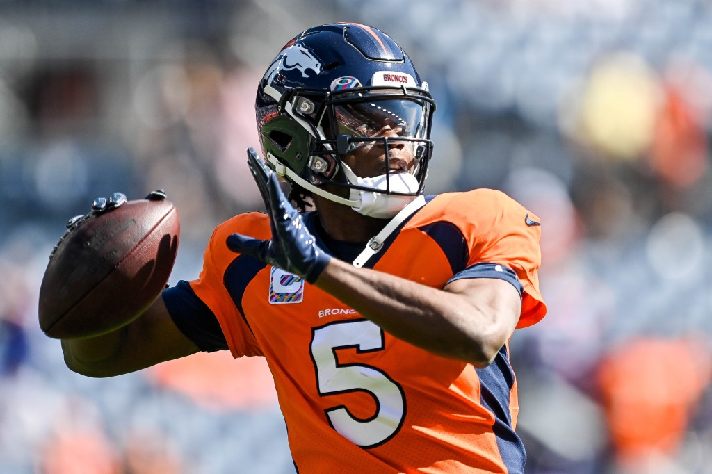 Broncos' Teddy Bridgewater returns to team meetings, weight room following concussion last Sunday against Ravens