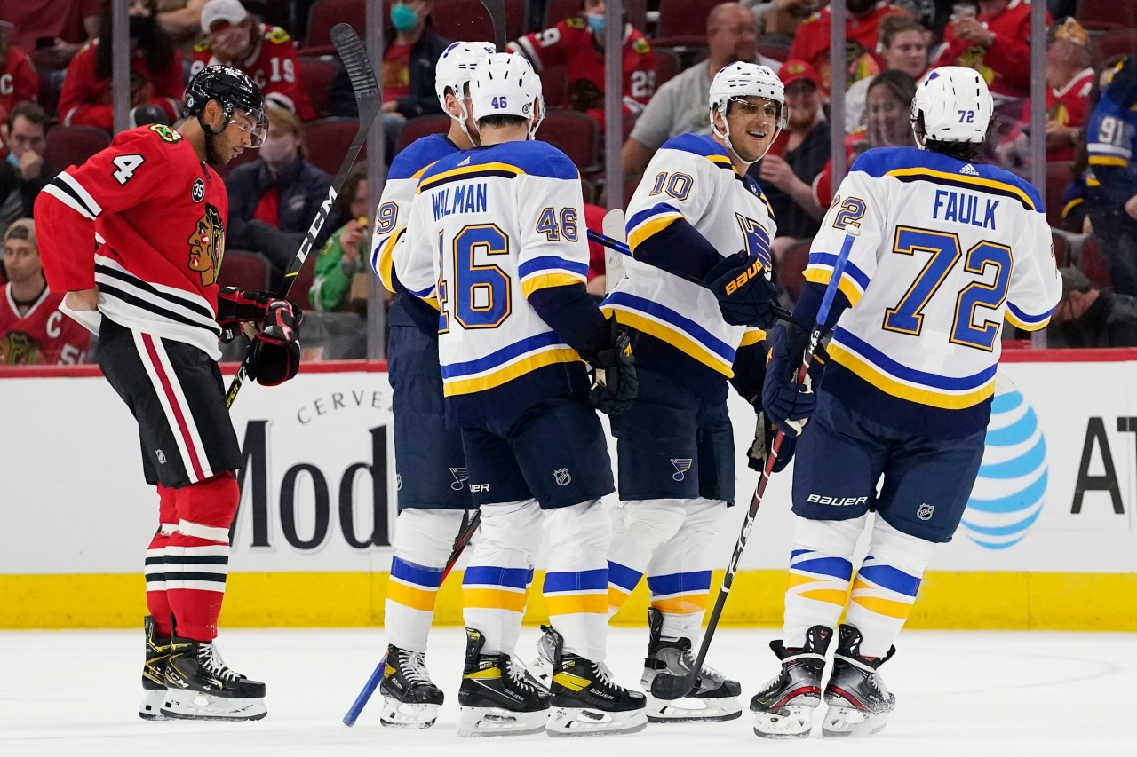 St. Louis Blues preview: three keys for 2021-2022