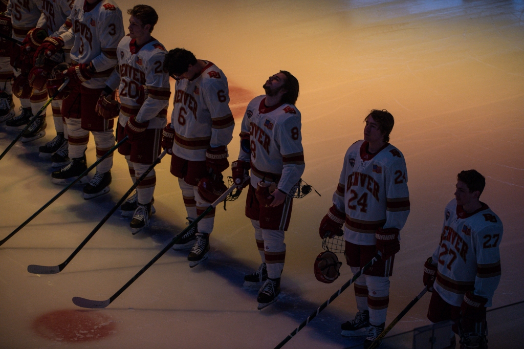 """DU hockey begins season fueled by disappointment of """"unacceptable"""" losing record last year"""