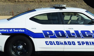Suspected bank robber shot by police in Colorado Springs is taken to hospital
