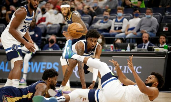 Timberwolves' preseason road trip provides chance to bond and compete