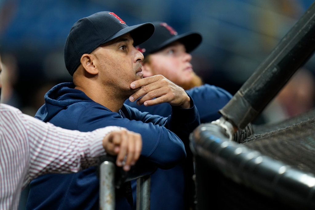 Alex Cora explains decision to leave All-Star Matt Barnes off Red Sox' ALDS roster: 'Extremely difficult'