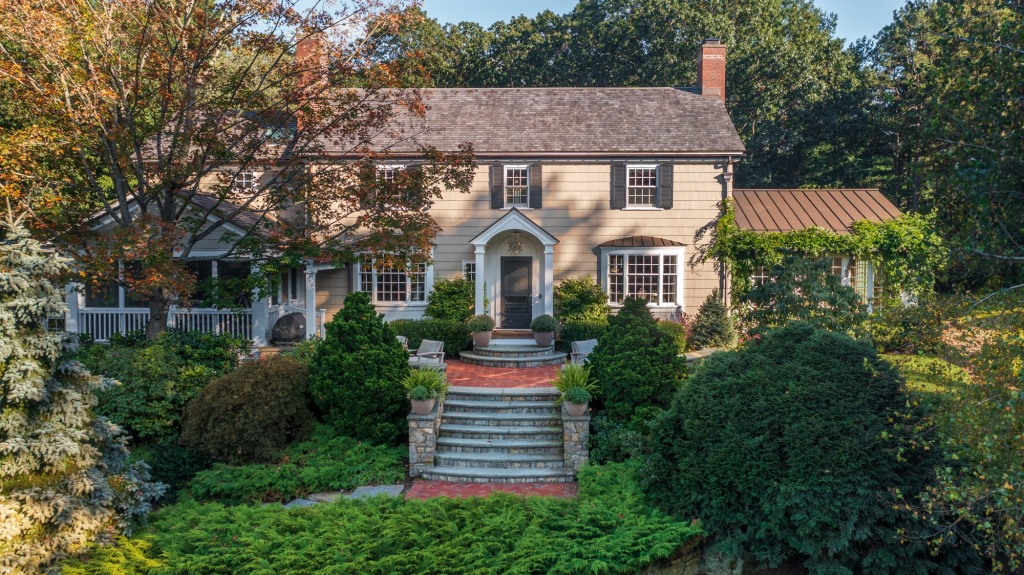 Hot Property: Weston Colonial has classic features, modern updates