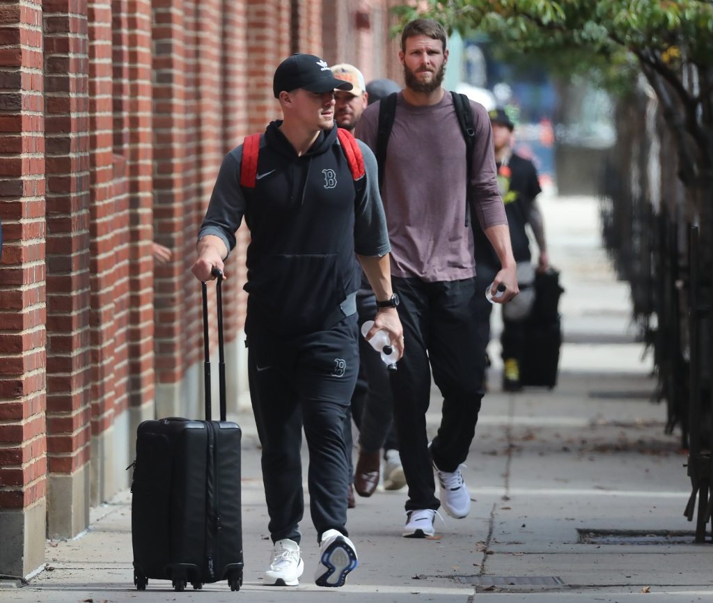 Mastrodonato: Chris Sale hasn't been a key contributor for the 2021 Red Sox, but he still can be