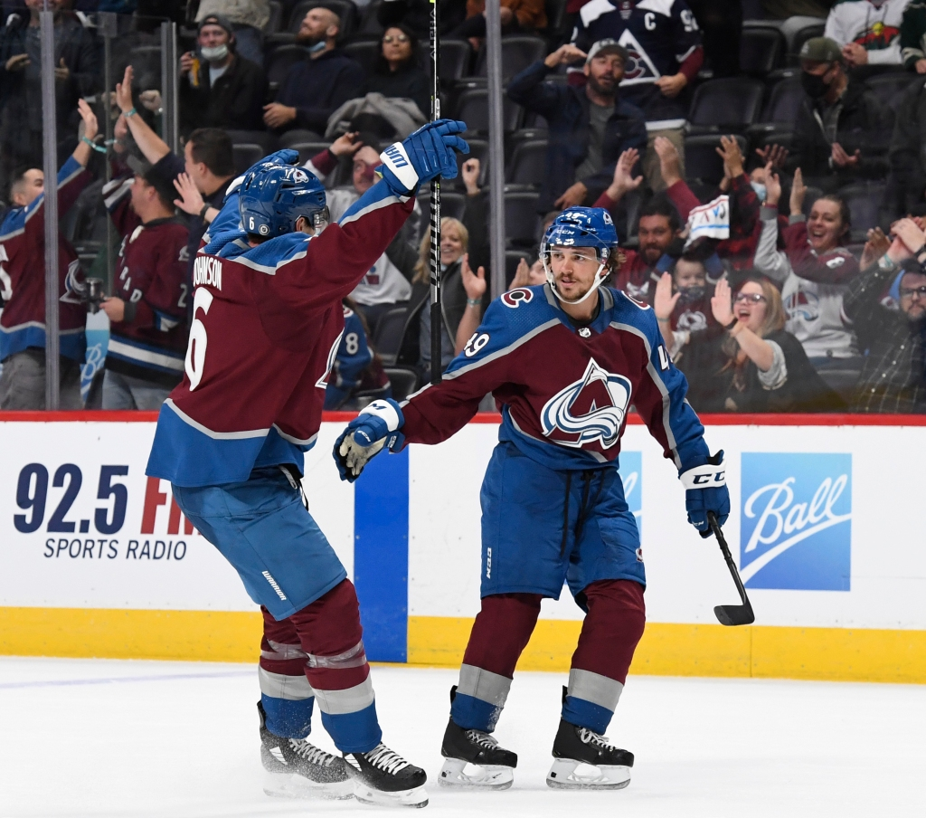 Pick 6: Odds the Avalanche will win the Stanley Cup, who will win the World Series