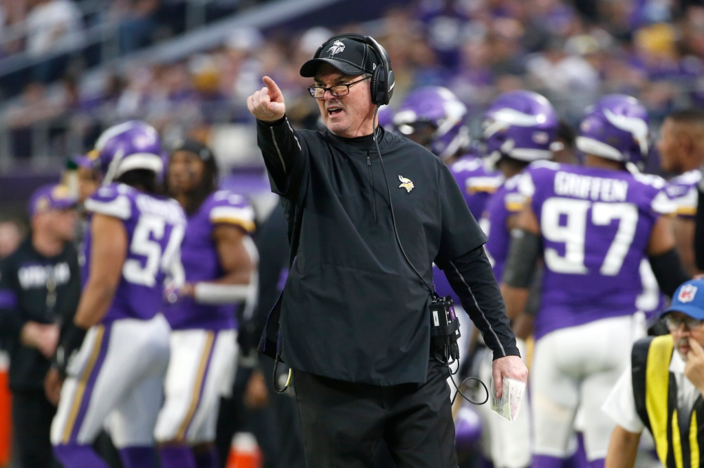 Lions at Vikings picks: Does Mike Zimmer need a win Sunday to keep his job?
