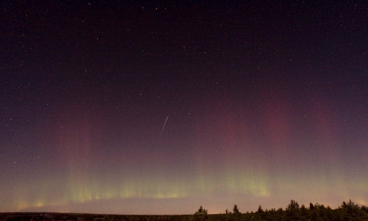 Rare-early evening Draconid meteor shower peaks Friday night