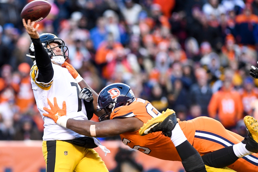 Ben Roethlisberger is off to a poor start in 2021, but Broncos aren't underestimating Steelers QB