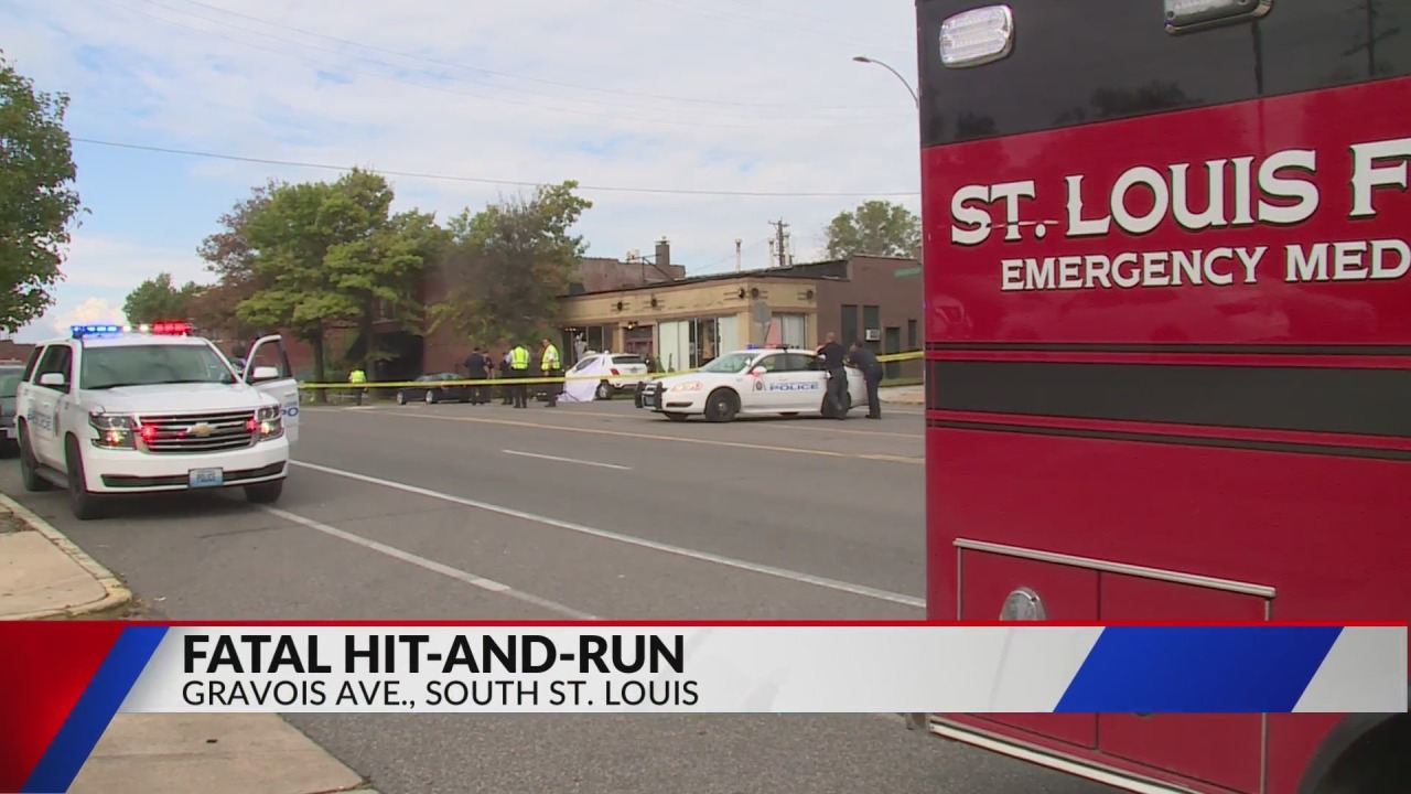 Police search for driver responsible for death of 75-year-old pedestrian