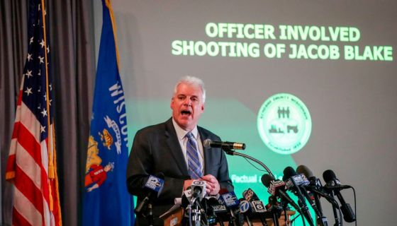 Seriously?! The Officer Who Shot & Paralyzed Jacob Blake Will Not Face Civil Rights Charges