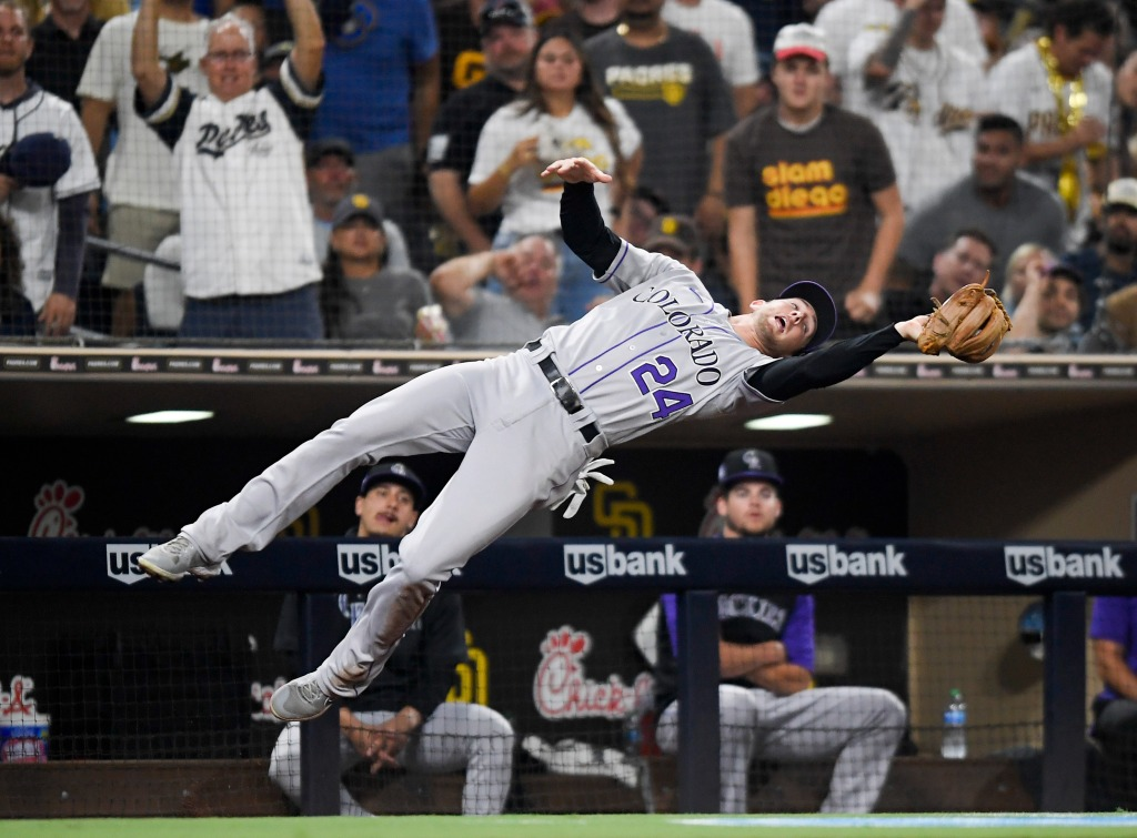 Saunders: Rockies' 2021 awards, from most valuable to most perplexing