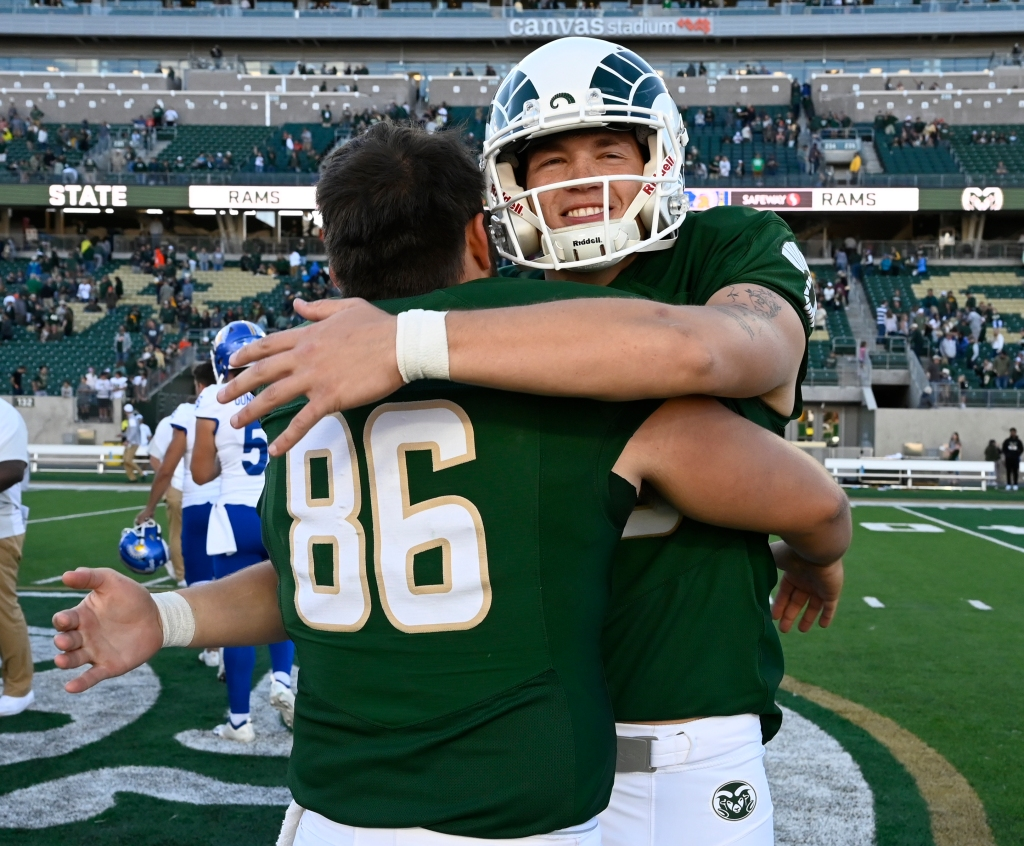 Colorado State rides Cayden Camper's 6 FGs to win over San Jose State