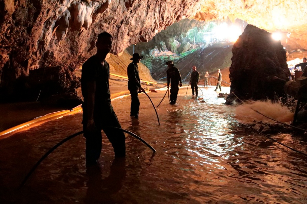 National Geographic film documents 'The Rescue' from flooded Thai cave
