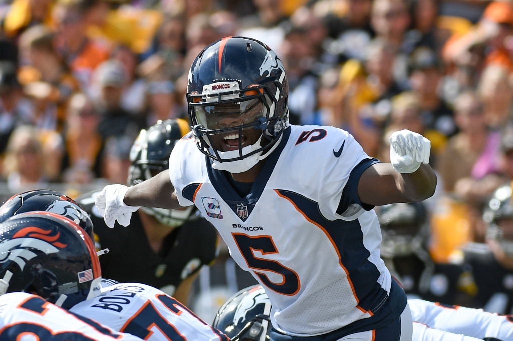 Broncos Up-Down Drill: Highs and lows for Denver against the Steelers