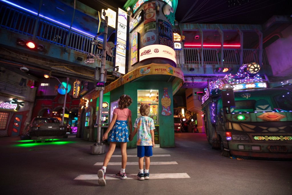 Is Meow Wolf Denver's Convergence Station kid-friendly? I took mine to find out.