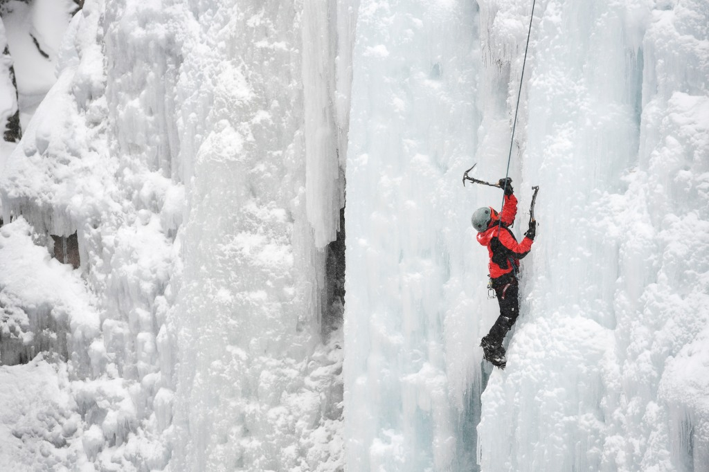 Ouray Ice Park will reopen in December after repairing damage from spring rockfall