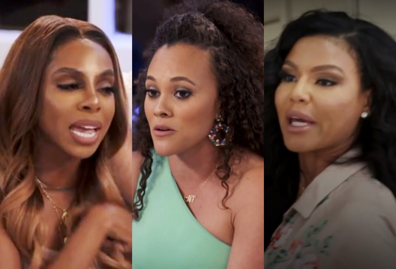 RHOP Recap: The fight between Candiace and Mia continues and Chris storms away from the table when Candiace won