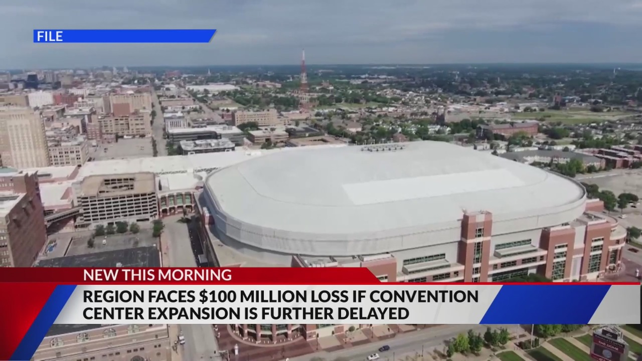 St. Louis regional economy threatened by politics of stalled convention project