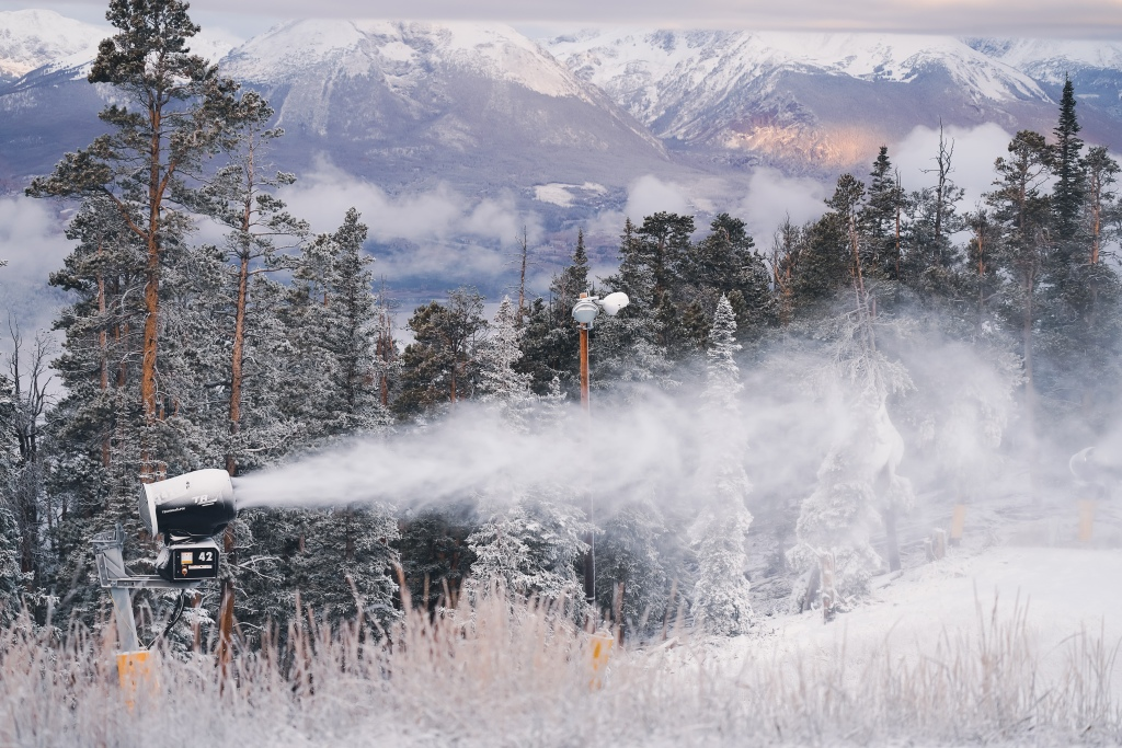 Snowmaking begins at three Front Range ski resorts, and the forecast is promising