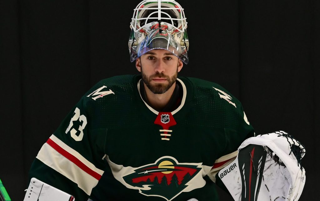 With goaltender Cam Talbot settled in, Wild looking forward to big things