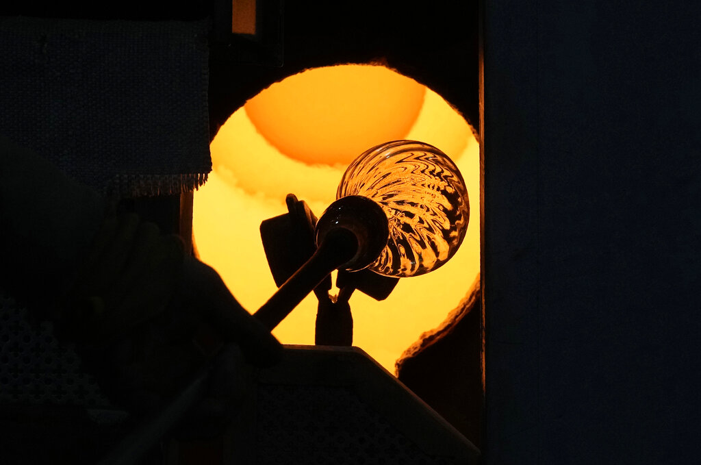 Murano glassblowing model shattered by methane price surge