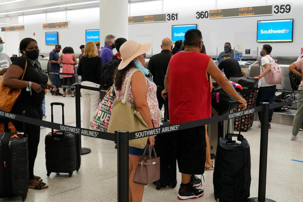 """Amid Southwest Airlines' woes, unsupported """"sickout"""" claims take flight"""