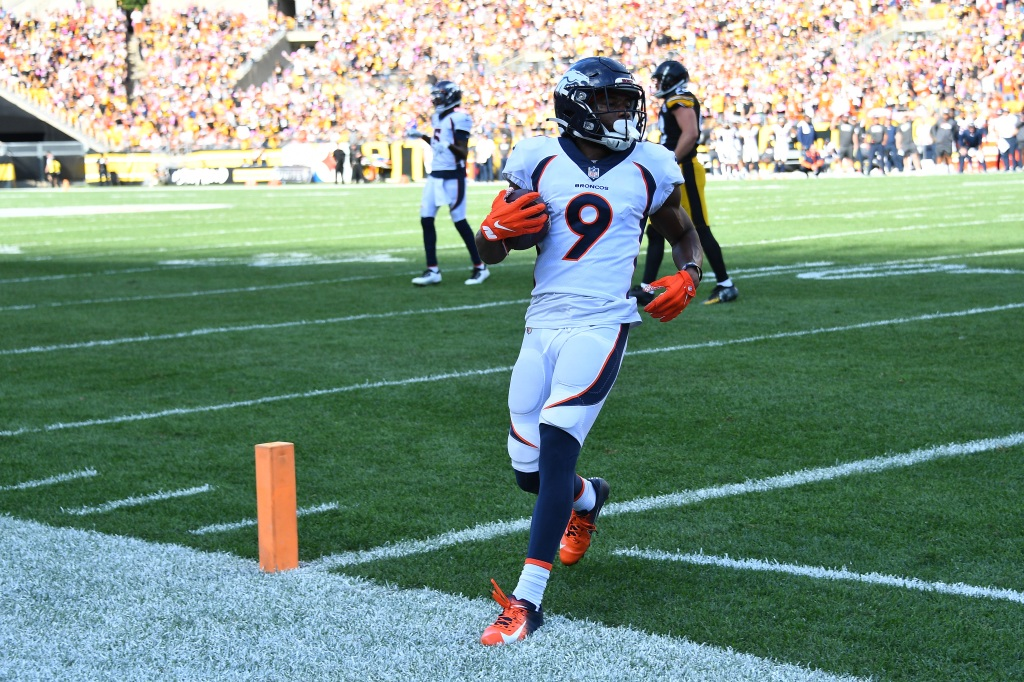 Kendall Hinton's unlikely NFL journey continues as Broncos wideout appears ready for expanded role
