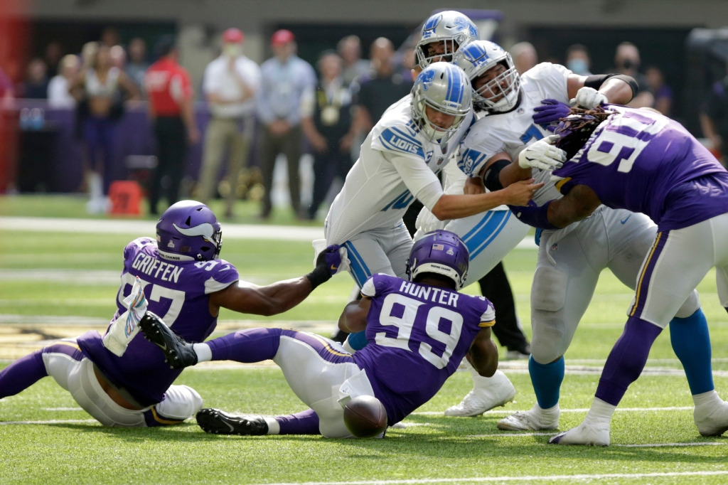 DE Everson Griffen to remain a starter for Vikings