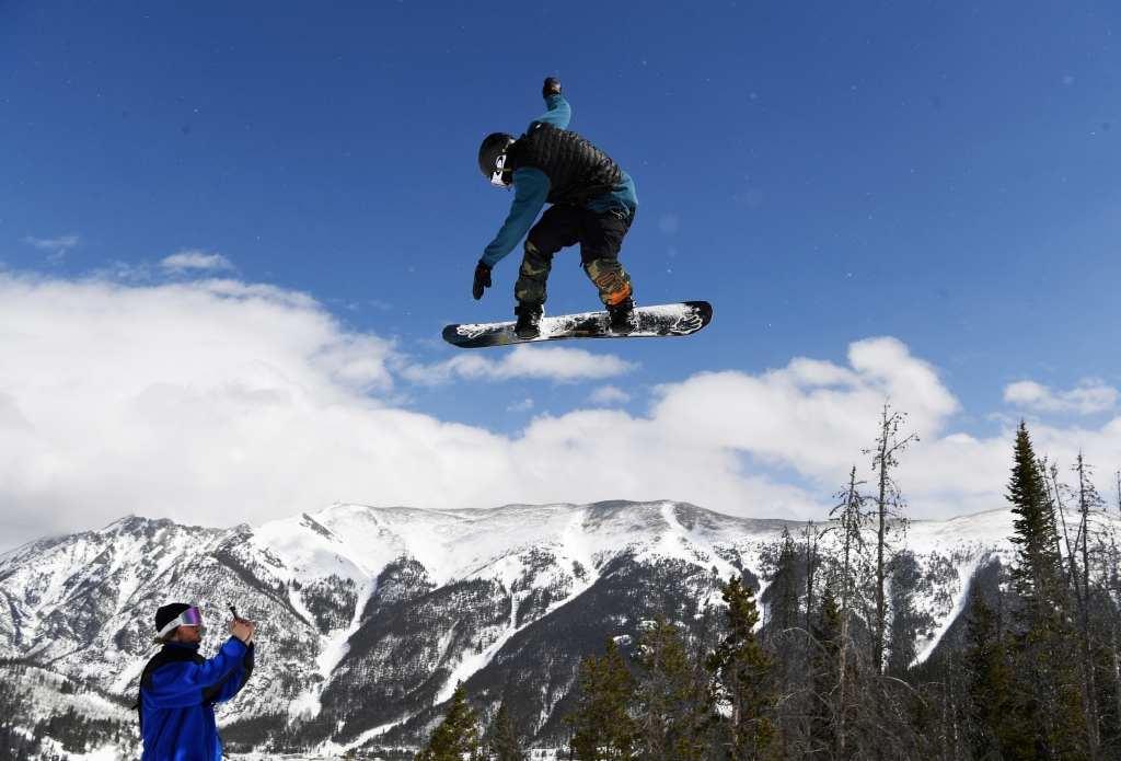 Copper Mountain Resort to host Olympic qualifying events