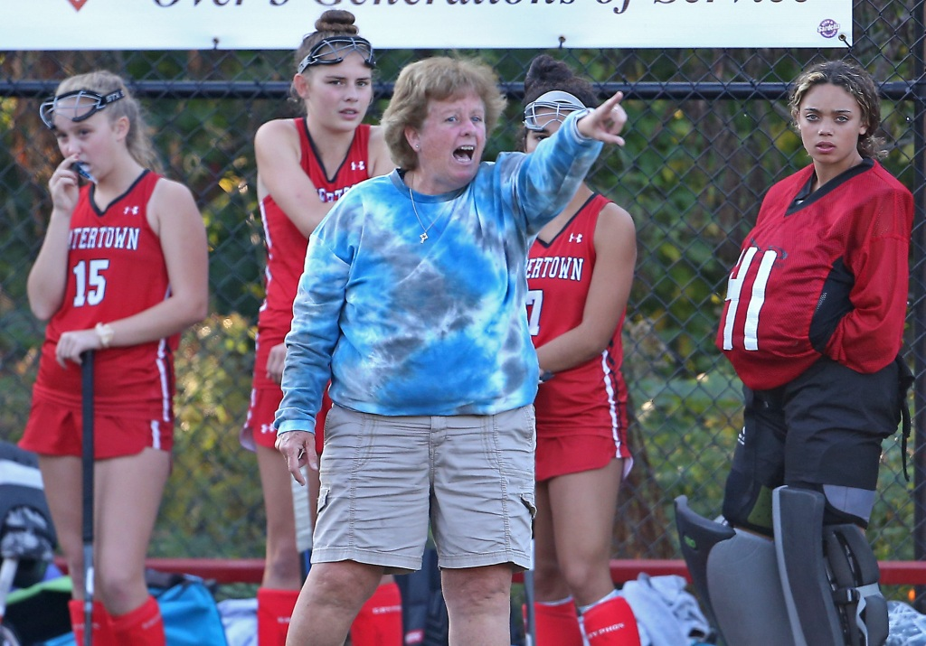 Watertown field hockey coach Donahue notches 700th career win