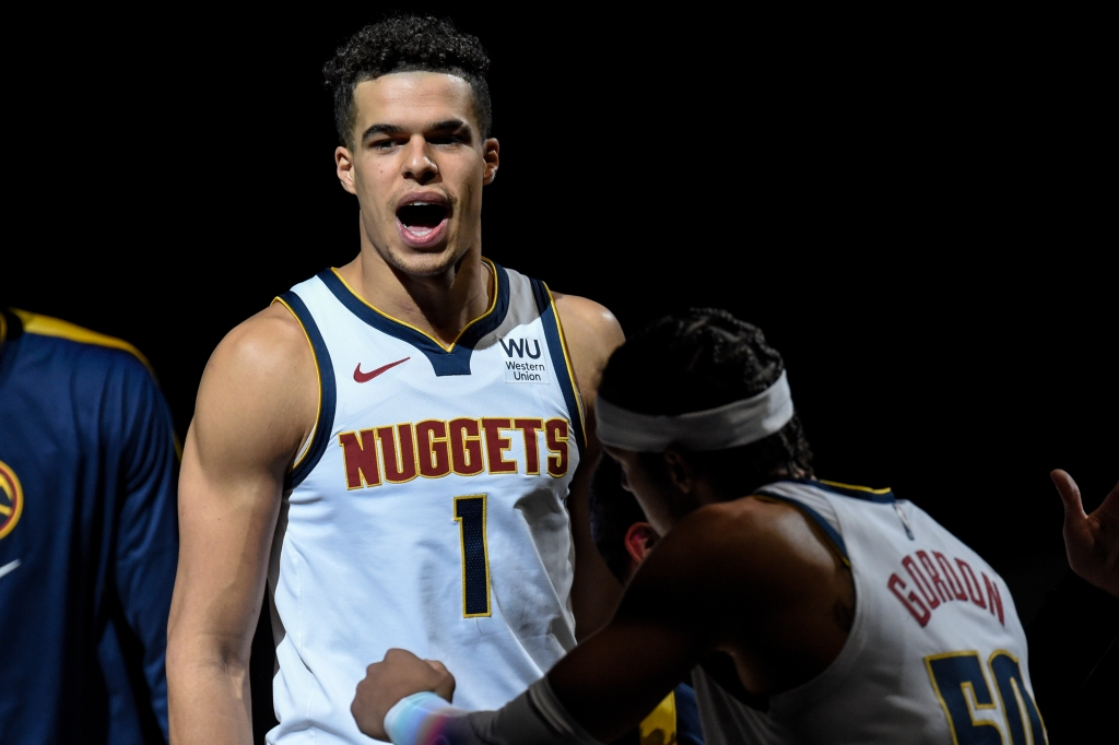Nuggets Podcast: Talking Michael Porter Jr.'s moment with The Ringer's Rob Mahoney