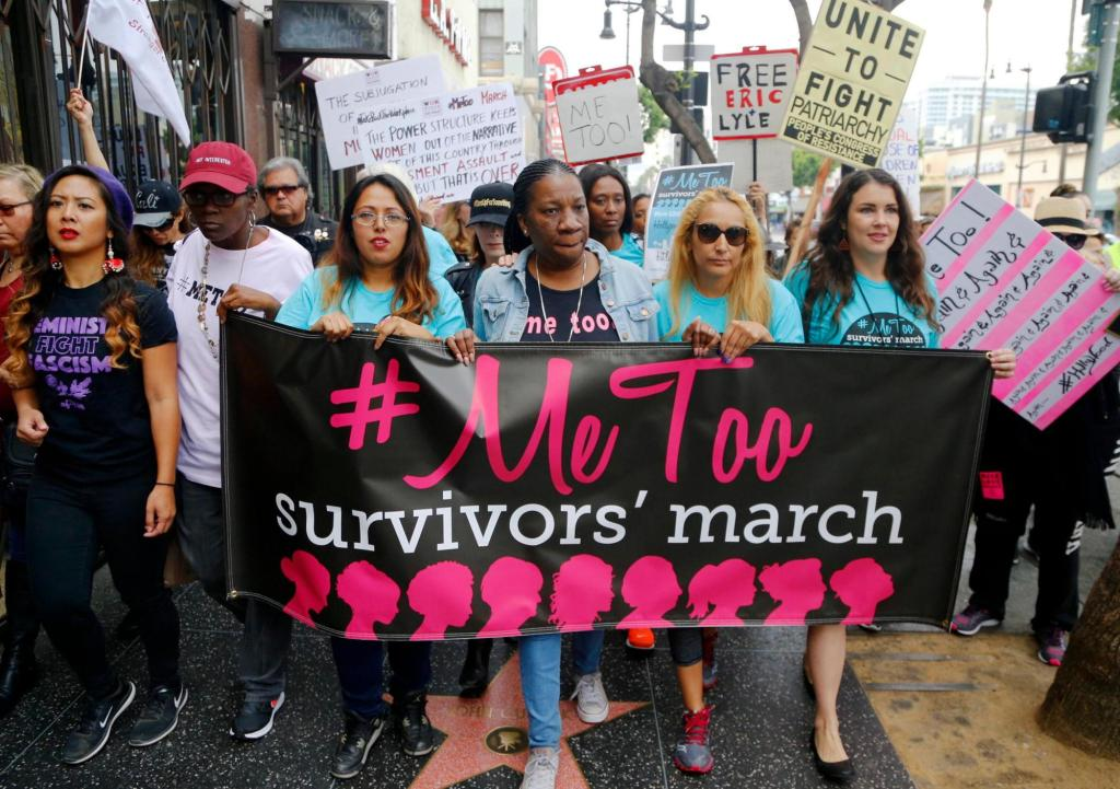 """#MeToo, 4 years in: """"I'd like to think now, we are believed"""""""