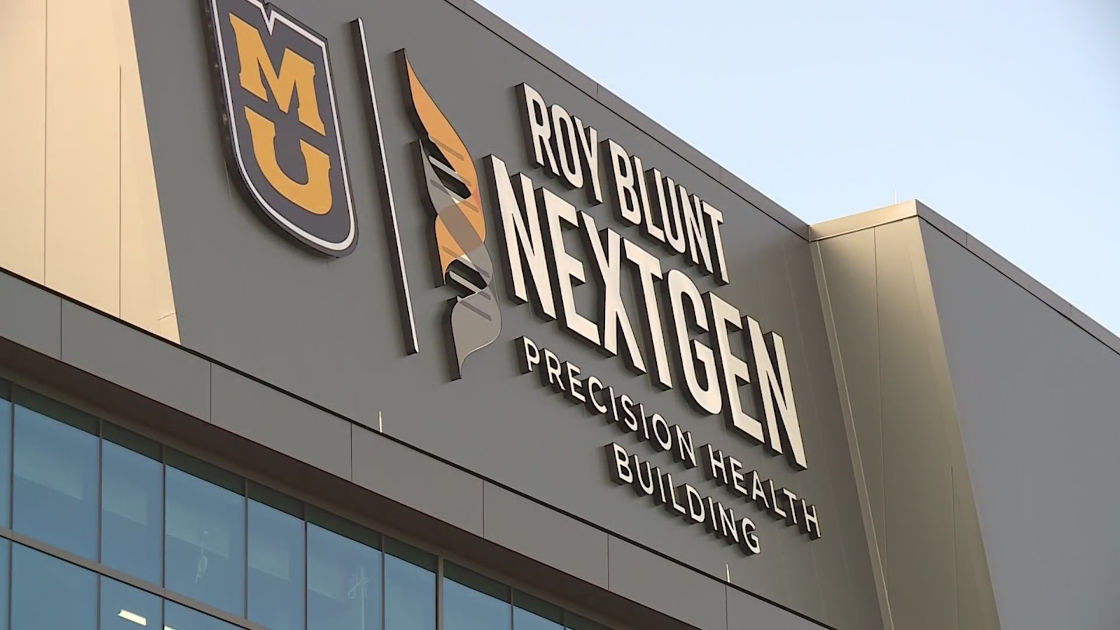 Exclusive look into the new Mizzou's new medical research building