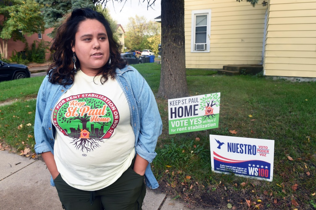 St. Paul rent control measure on Nov. 2 ballot brings out hopes, fears on all sides