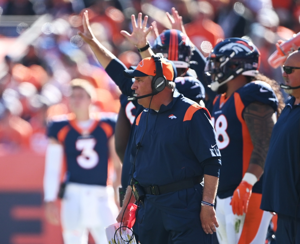 Kiszla: After committing worse sin in Broncos Country with home loss to Raiders, can Vic Fangio survive as coach?