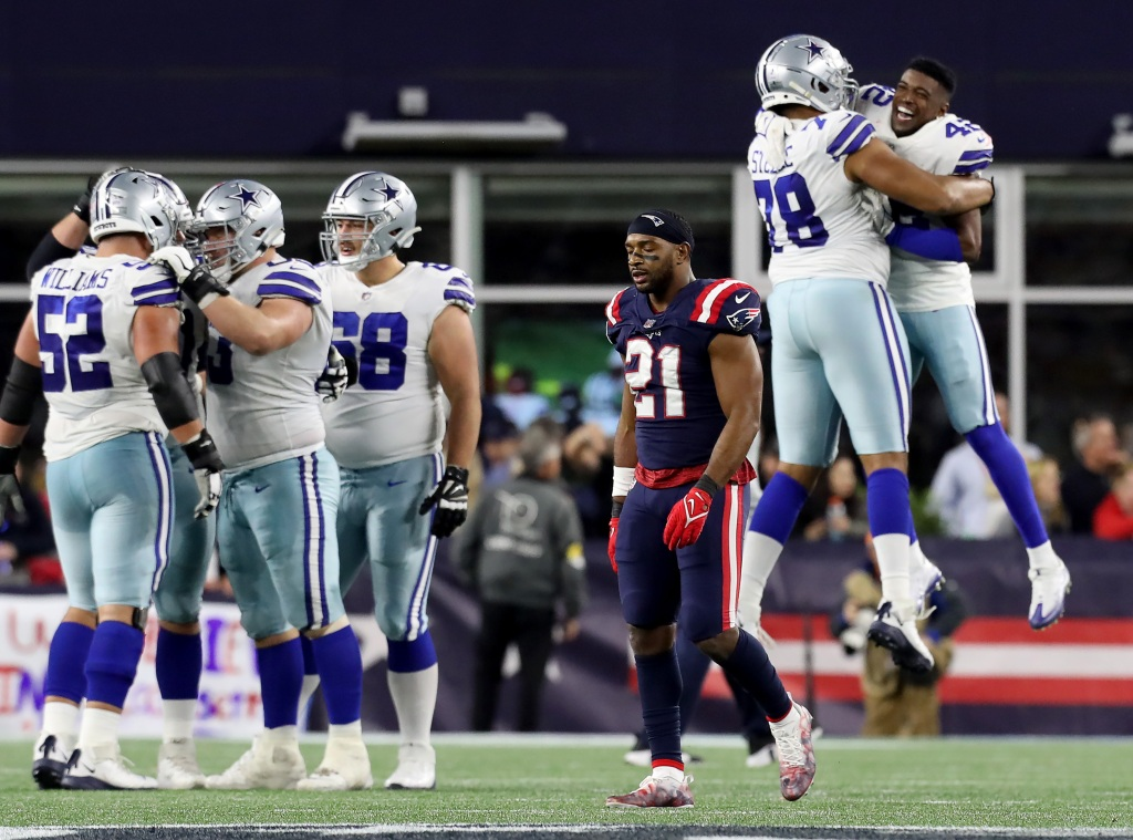Patriots drop 35-29 overtime instant classic to Cowboys, fall to 2-4