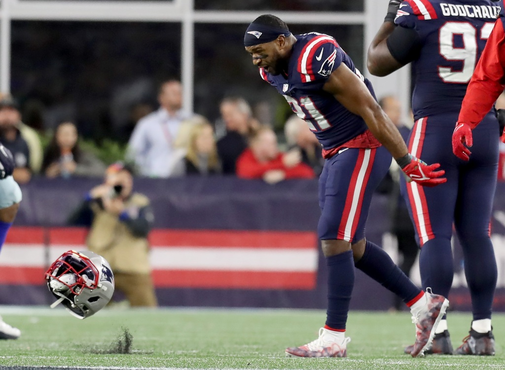 Guregian: If this is the real Patriots, the season's not lost