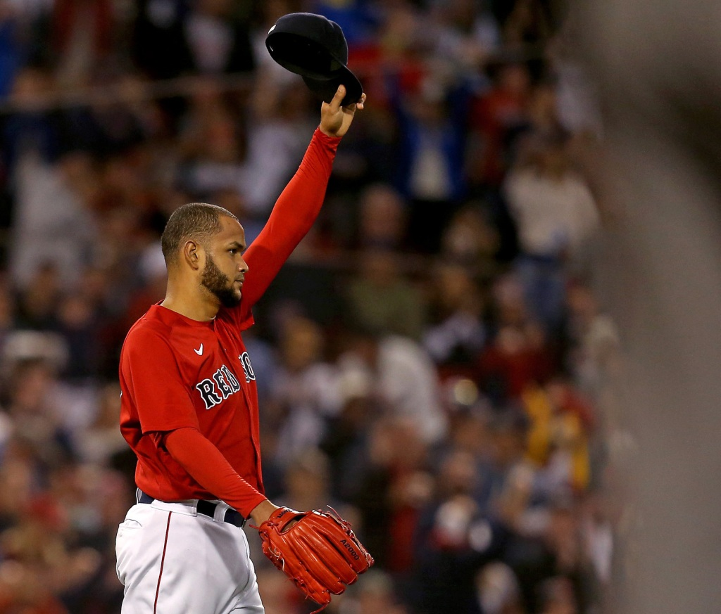 Mastrodonato: Game 3 start a big chance for Eduardo Rodriguez to prove himself with Red Sox as free agency looms